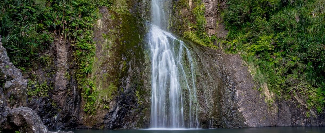 Kitekite Falls Piha