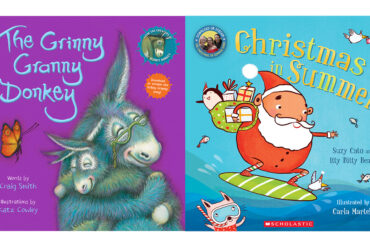 Childrens Book Giveaway